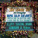 """Contoh Papan Bunga Dukacita di Medan"""""""