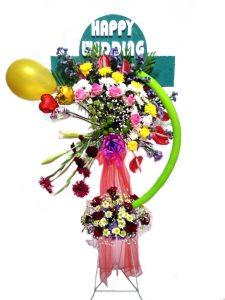 """""""standing flowers di medan"""""""